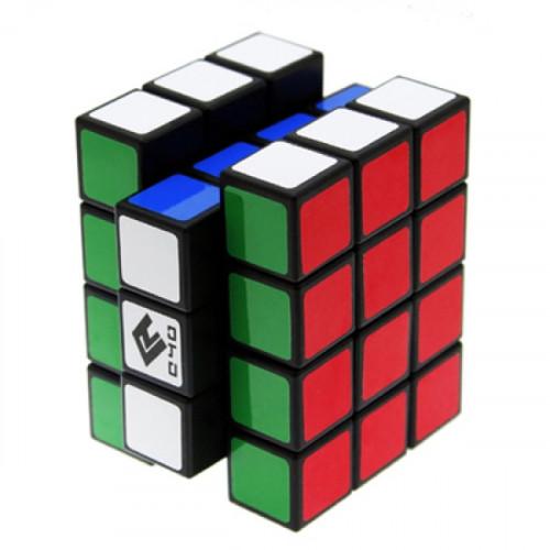 MHZ 3x3x4 Fekete