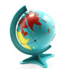XM 2x2 Globe Magic Cube Puzzle Toy