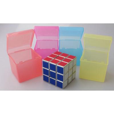 Névre szoló kocka tartó doboz | Rubik kocka