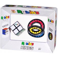 Rubik kocka 2 × 2 + Rubik gyűrű   Rubik kocka