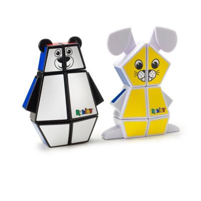 Rubik Junior Maci és Nyuszi Duó