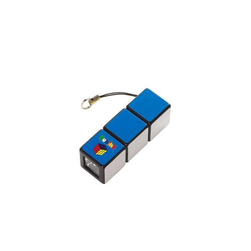 Rubik kulcstartós zseblámpa