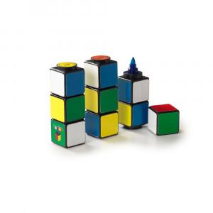 Rubik mágneses kiemelőkészlet   Rubik kocka