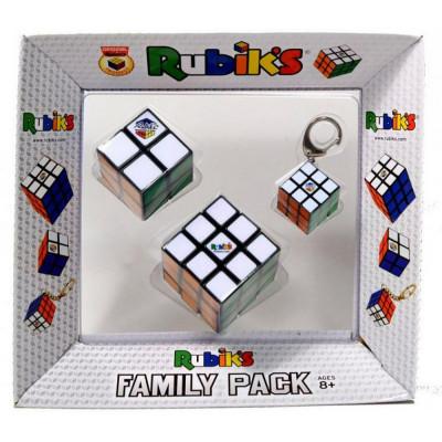 Family Pack - Rubik Kockák