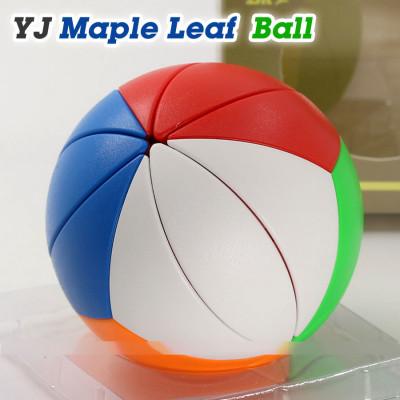 YongJun maple leaf skewb ball - yeet ball | Rubik kocka