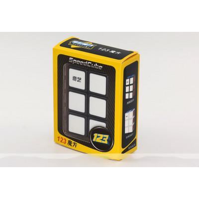 Qiyi 1x2x3 cube puzzle 123 | Rubik kocka