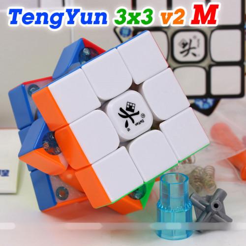 Dayan 3x3x3 cube - magnetic TengYun V2 M