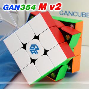 GAN 3x3x3 Magnetic cube - GAN354 M V2   Rubik kocka