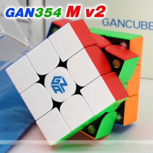 GAN 3x3x3 Magnetic cube - GAN354 M V2 | Rubik kocka