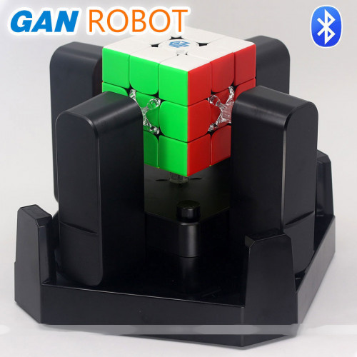 GAN puzzle cube - GAN ROBOT Bluetooth APP | Rubik kocka