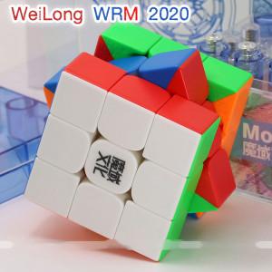 Moyu magnetic 3x3x3 cube - WeiLong WRM 2020 | Rubik kocka