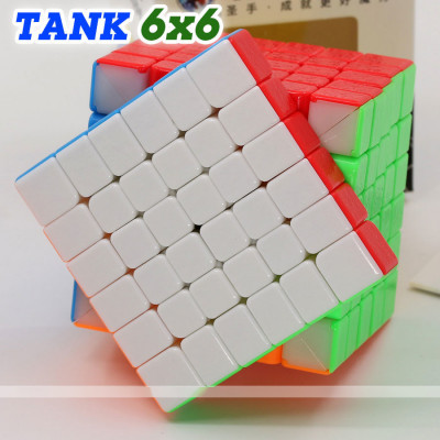Sengso Tank 6x6x6 puzzle cube   Rubik kocka