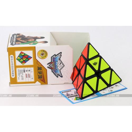 CycloneBoys Pyraminx V1 cube puzzle | Rubik kocka