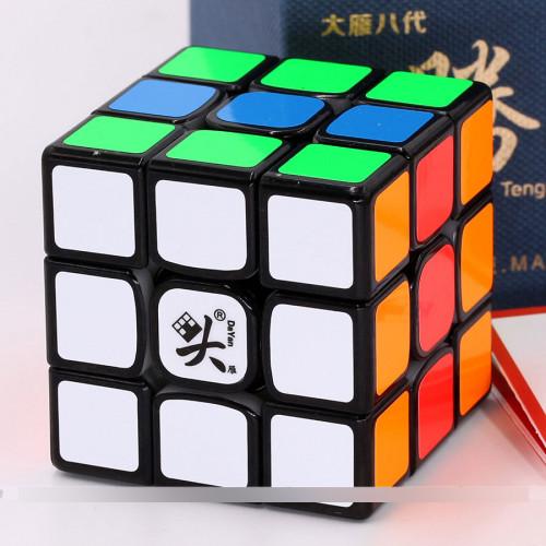 Dayan 3x3x3 cube v8 - magnetic TengYun M
