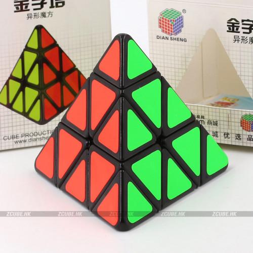 DianSheng Pyraminx V2 cube puzzle | Rubik kocka