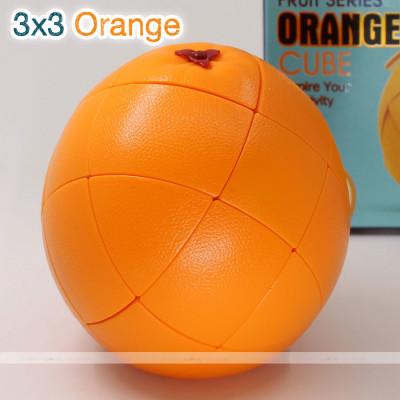 FanXin puzzle 3x3x3 fruit cube - Orange   Rubik kocka