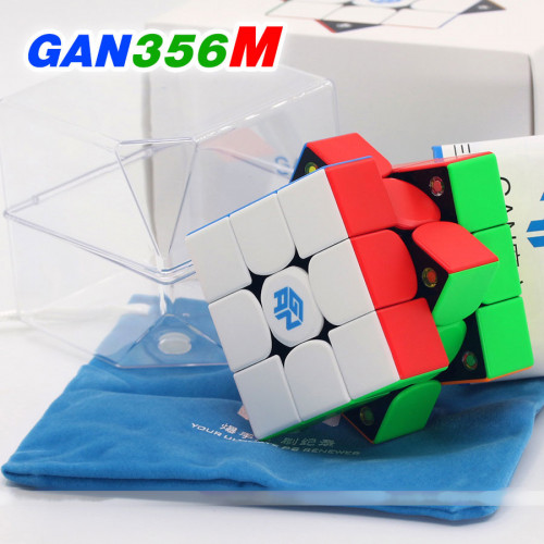 GAN 3x3x3 Magnetic cube - GAN356 M | Rubik kocka