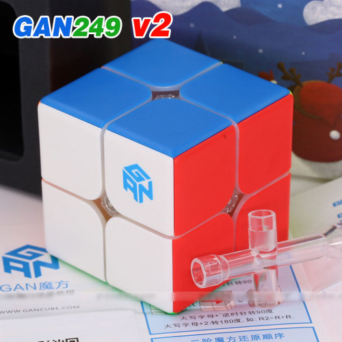 GAN 2x2x2 cube - GAN249 v2