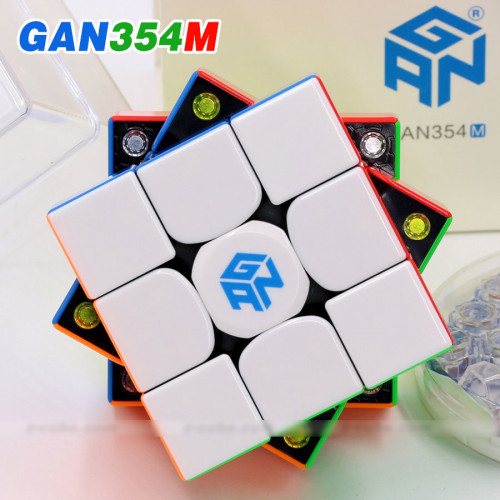 GAN 3x3x3 Magnetic cube - GAN354M | Rubik kocka