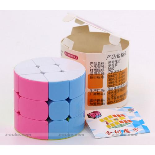 Heshu 3x3x3 cube - Cylinder | Rubik kocka