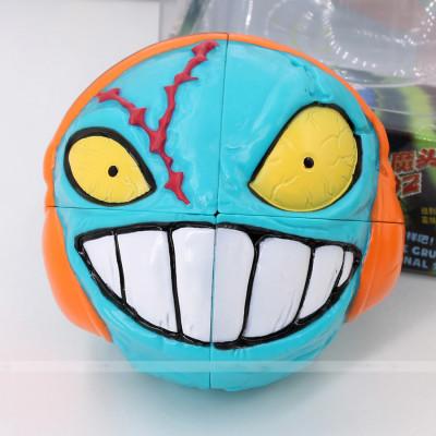 ILS Madhedz 2x2x2 cube crazy ball Crazy Brain (light Blue)   Rubik kocka