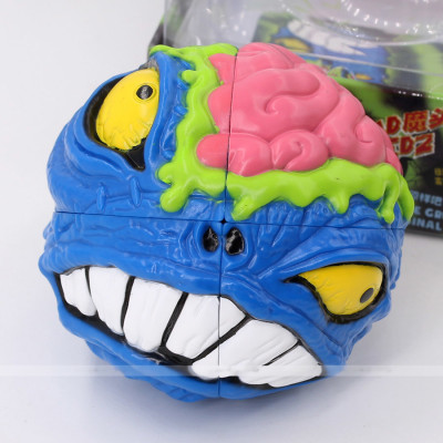ILS Madhedz 2x2x2 cube crazy ball Crazy Breath (Blue)   Rubik kocka