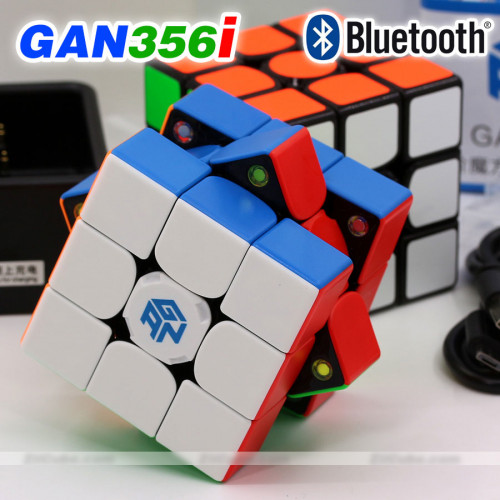 GAN 3x3x3 cube GAN356i smart Bluetooth App Cube Station