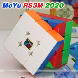 Moyu 3x3x3 magnetic cube - RS3M 2020   Rubik kocka