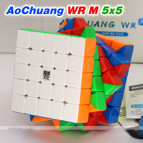 Moyu magnetic 5x5x5 cube - AoChuang 5x5 WRM | Rubik kocka