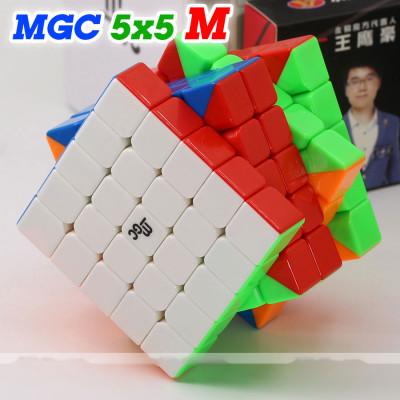 YoungJun MGC 5x5x5 Magnetic cube   Rubik kocka