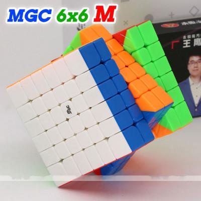 YoungJun MGC 6x6x6 Magnetic cube   Rubik kocka