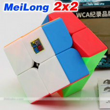 Moyu 2x2x2 Cube - MeiLong