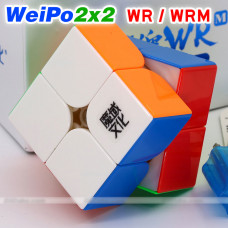 Moyu 2x2x2 cube - WeiPo WRm