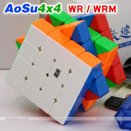 Moyu 4x4x4 magnetic cube - AoSu WR / WRM | Rubik kocka