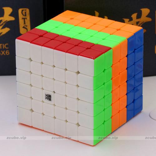Moyu 6x6x6 magnetic cube - AoShi GTS M