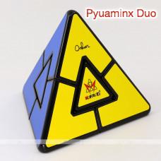 Moyu cube Mefferts Pyuaminx Duo   Rubik kocka