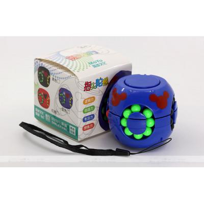 Moyu Puzzle Ball Little Magic Bean - Fidge Blue   Rubik kocka