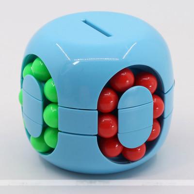Moyu Puzzle Ball Little Magic Bean - saving pot Blue   Rubik kocka