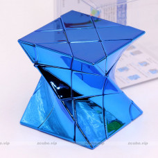 Moyu unequal twisty cube - Fisher Electroplate