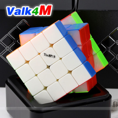 QiYi Valk4 M 4x4x4 Speed Cube Strong Magnetic Version   Rubik kocka