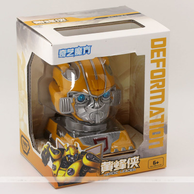 QiYi 2x2 cube Deformation robot Yellow   Rubik kocka