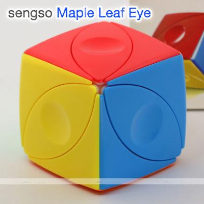 Sengso maple leaf skewb - magic eye | Rubik kocka