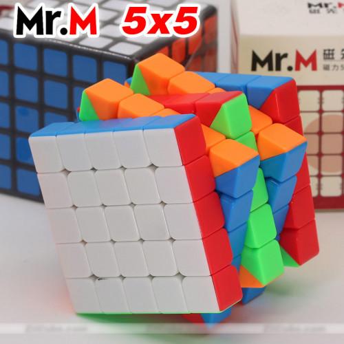 ShengShou sengso 5x5x5 Magnetic cube - Mr.M
