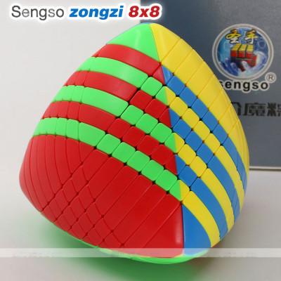 sengso 8x8x8 mastermorphix cube - zongzi 8x8 | Rubik kocka