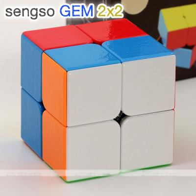 ShengShou 2x2x2 cube - GEM | Rubik kocka