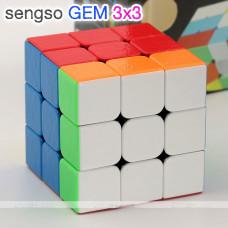ShengShou 3x3x3 cube - GEM   Rubik kocka