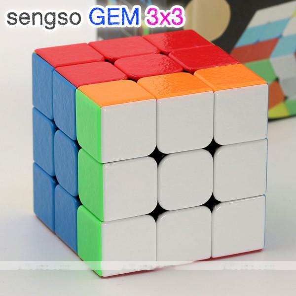 ShengShou 3x3x3 cube - GEM | Rubik kocka
