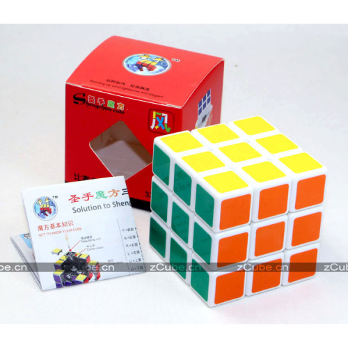 ShengShou 3x3x3 cube - Wind