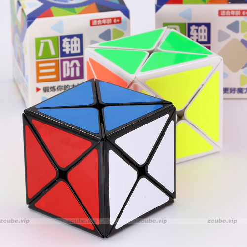 ShengShou 8-Axis cube - Dino 2x2