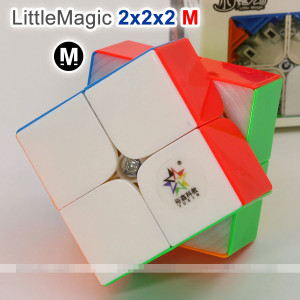 YuXin 2x2x2 magnetic cube - LittleMagic 222 | Rubik kocka
